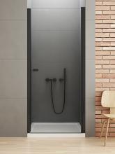 Душевая дверь NEW SOLEO BLACK