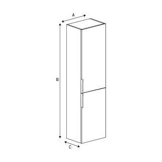 Шкафчик подвесной IMPERA